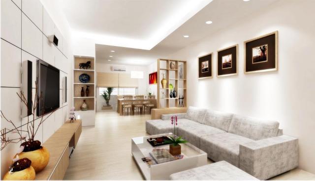 Căn hộ mẫu Vinhomes Smart City
